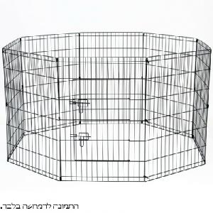 גדר תיחום לכלבים 34′
