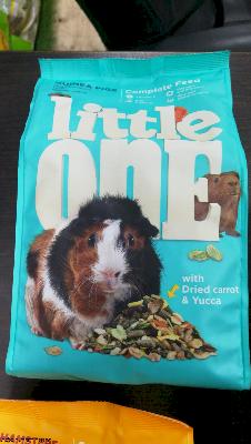 אוכל לחזירי ים little one