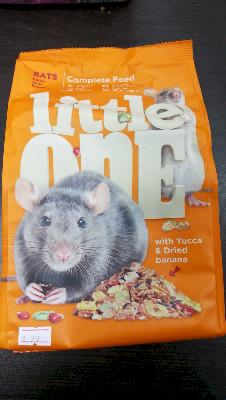 אוכל לעכברים little one