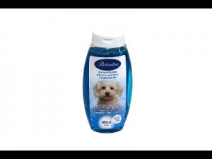 """בוטוטו לכלב שמפו פרווה לבנה 300מ""""ל boutoutou"""