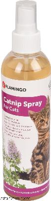 קטניפ ספריי גדול בלגיה לחתול פלמינגו FLAMINGO