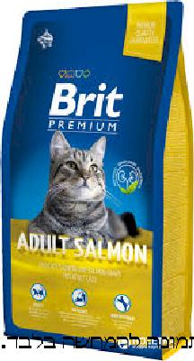 בריט חתולים בוגר סלמון  BRIT גדול