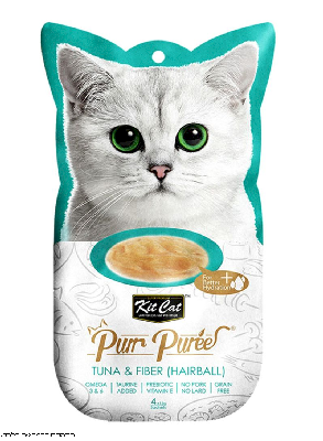 קיט קאט חטיף לחתול בטעם טונה מעושר בסיבים KIT CAT