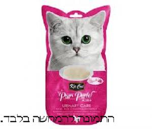 קיט קאט חטיף לחתול בטעם עוף וחמוציותלבעיות בדרכי השתן KIT CAT