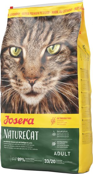 אוכל לחתולים JOSERA NATURE CAT