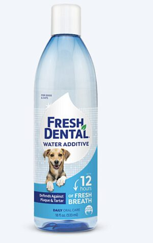 fresh dental מי ריח טוב לפה