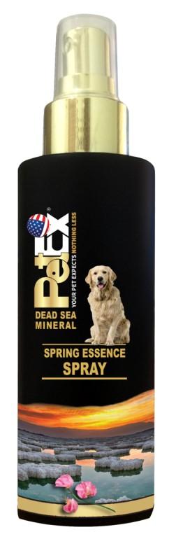petex spring essence בושם ספרי אמריקאי לכלבים