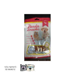 מקלות ברווז- חטיף רך לכלבים Panda Golden Snackes