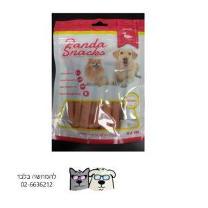מקלות ברווז רך רך- חטיף רך לכלבים Panda Golden Snackes